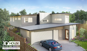 Architectural 3D Visualisation – Nambour