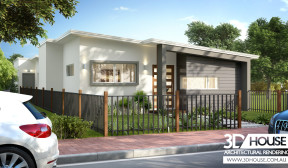 Exterior Architectural Visualisations – Pelican Waters
