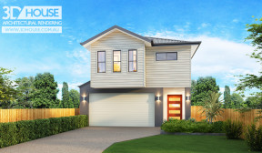 Double Story House Visualisations – Sandgate
